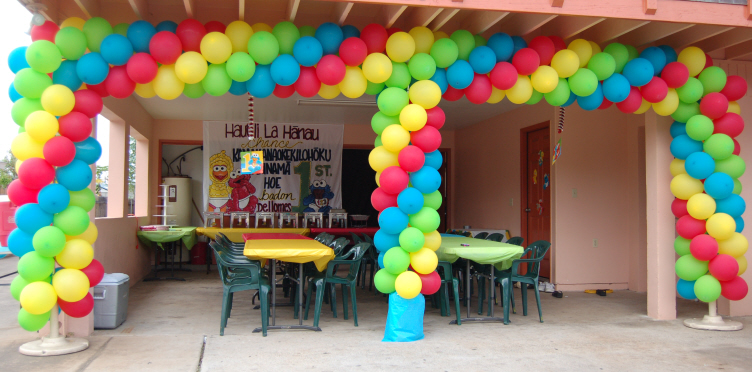 Balloon decorations sweet art designs creative ideas for Balloon decoration designs