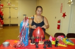 Helium Balloons - Balloon Decorations Centerpiece - Reception Decoration