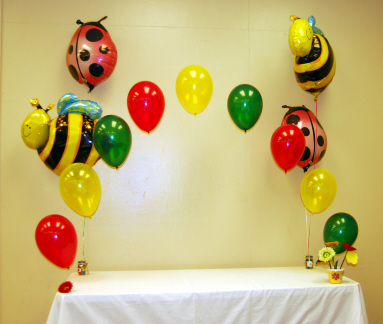 Table Decorating Ideas on Birthday Party Table Decoration Ideas