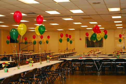 kailei birthday hall decorations SweetArt Designs Creative