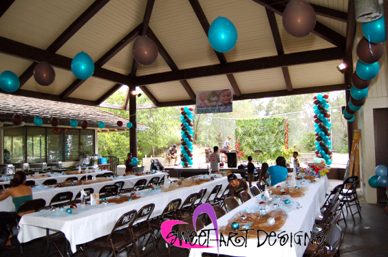 seahorse birthday party sweet art designs creative ideas from