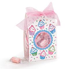 Cupcake Favor Gift Bag