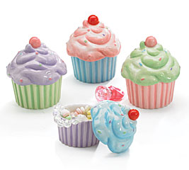 Cupcake Centerpieces Bowls
