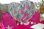 DSC_1173 Zebra Print Heart Card Money Box