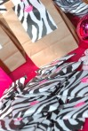 DSC_1237 Zebra Favors & Party Bags