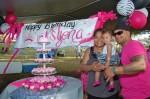 DSC_1267 Zebra Cupcake Cake