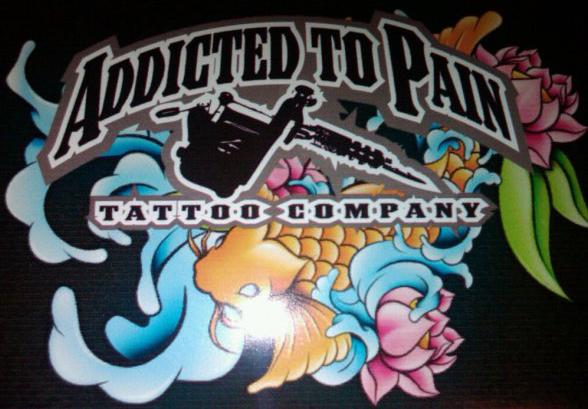 Addicted to Pain Tattoo Company - Maui 808-870-8968