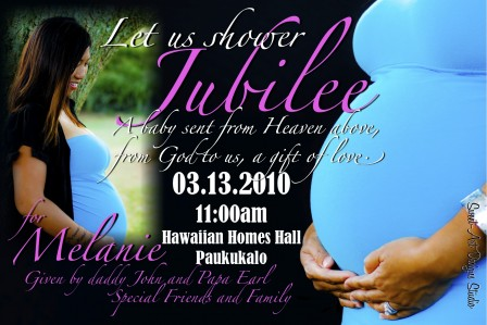 A jubilee baby shower invitation sweet art designs creative advertisements filmwisefo Images