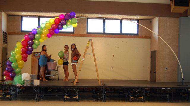 Brookie S Tinkerbell Birthday Balloon Decorations Magenta Pink