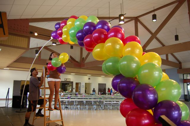 Amazing Arch Balloons Decoration Ideas Birthday Party 640 x 426 · 51 kB · jpeg