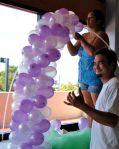 Sweet-Art Designs Balloon Decorations