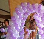 Sweet-Art Designs Balloon Decorations - Team
