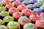 Tinkerbell Cupcakes