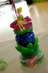Tinkerbell Bubble Centerpiece