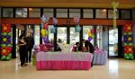 Tinkerbell Party Reception Area