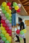 Sweet-Art Designs Maui Hawaii Balloon Decorations