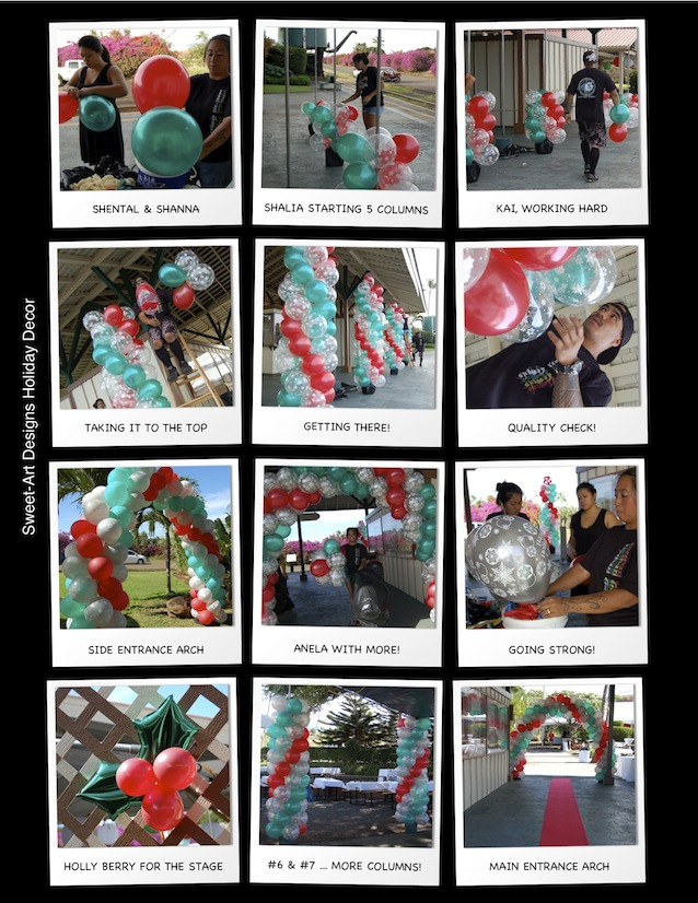 Stunning Holiday Balloon Decoration Ideas 638 x 826 · 208 kB · jpeg